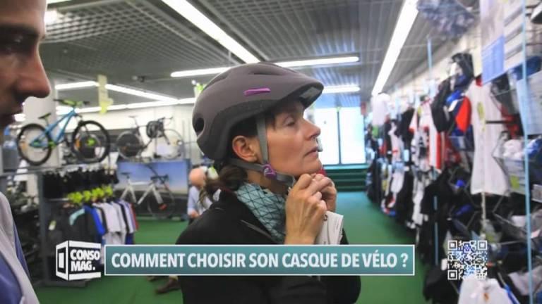 """Consomag : """"Comment choisir son casque de vélo?"""""""