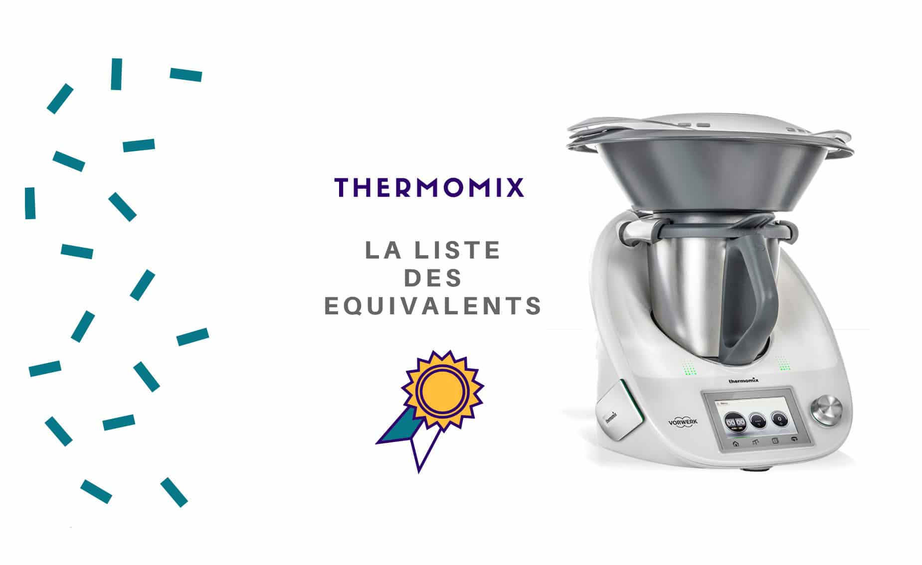 quels equivalents au thermomix top 7