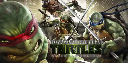 Las Tortugas Ninja: Desde las Sombras