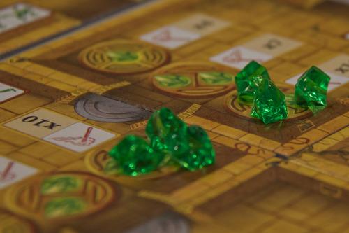 Escape: The Curse of the Temple: gemas