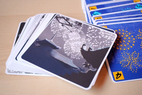 Hanabi Juego de cartas