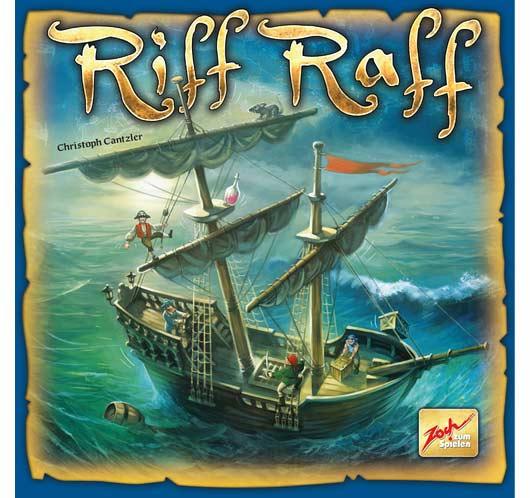Riff Raff Caja de juego