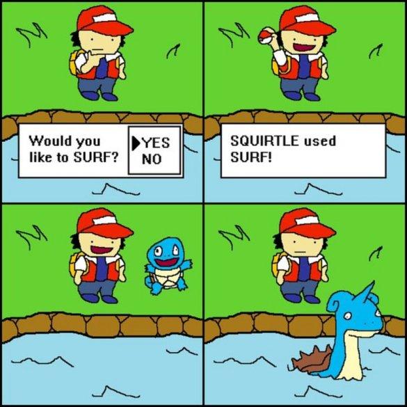 Pokémon Humor