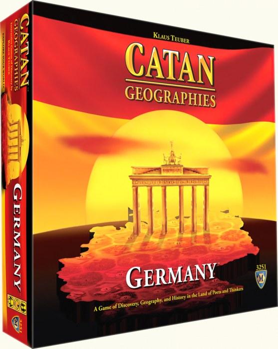 Catan Alemania