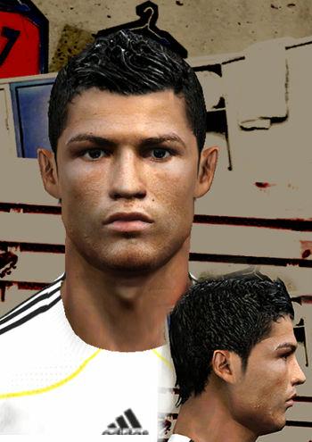 Cristiano Ronaldo PES 2011