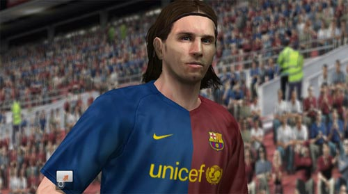Leo Messi PES 2009