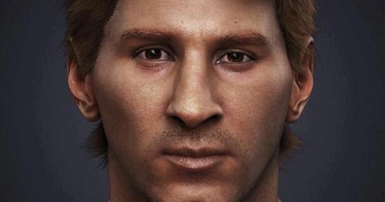 Leo Messi PES 2014