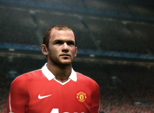 Rooney PES 2010
