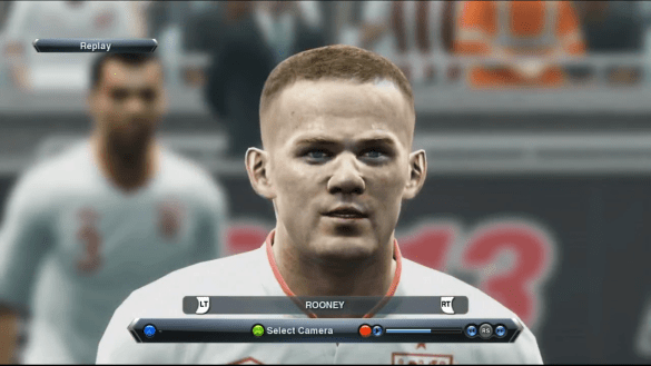 Rooney PES 2013