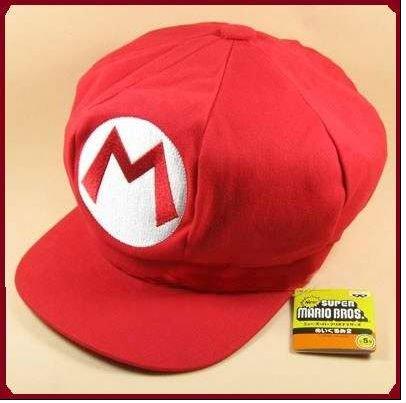 Gorro Super Mario
