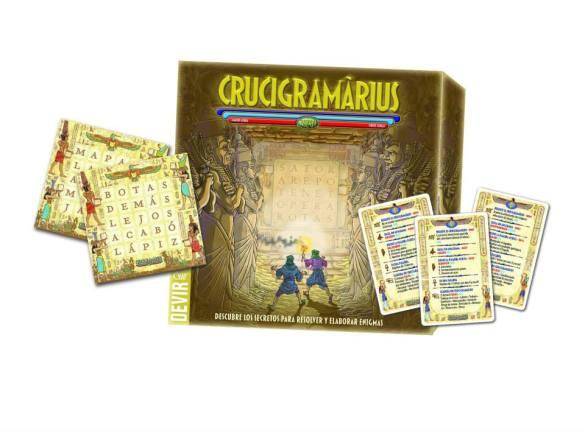 Crucigramàrius