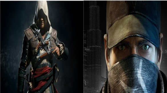 AC4 y Watch Dogs