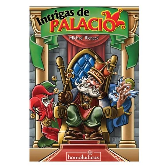 Intrigas de Palacio