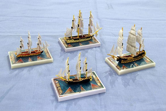 Barcos Sails of Glory