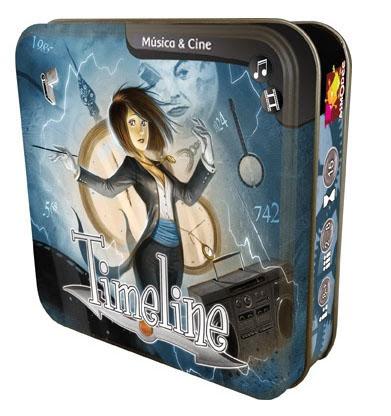 Timeline Música y Cine