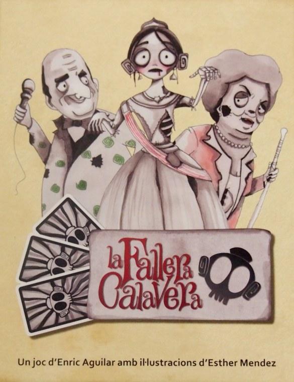 La Fallera Calavera