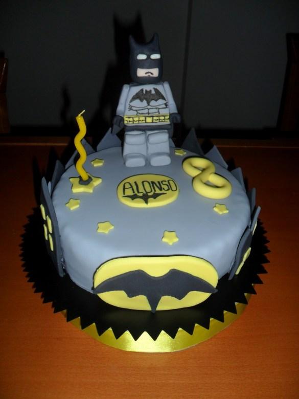 Tarta de Lego Batman