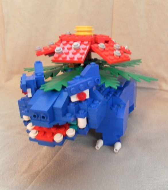 Venusaur LEGO