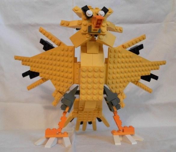 Zapdos LEGO