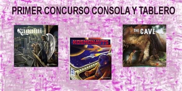 Concurso Consola y Tablero