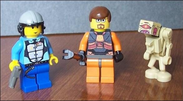 Half Life Lego