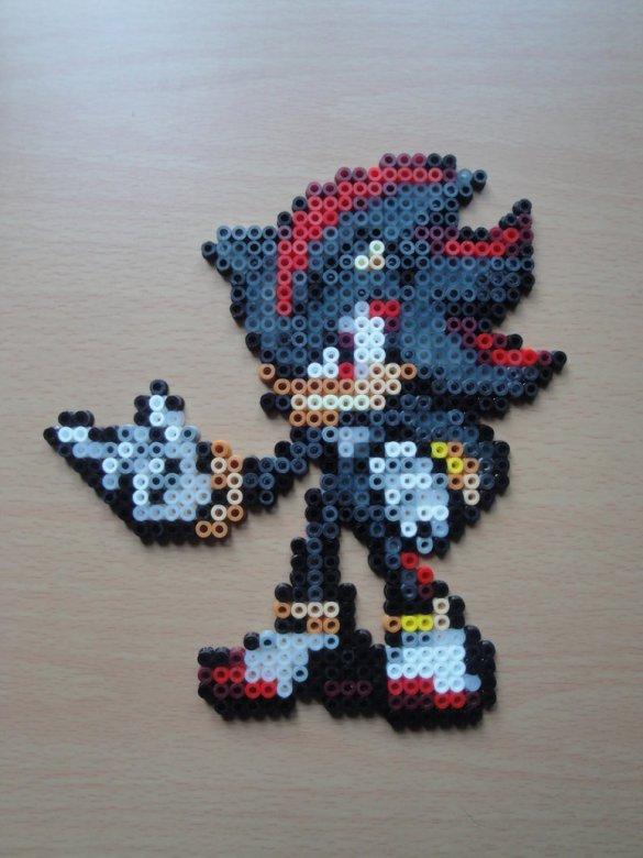 Hama Beads Shadow