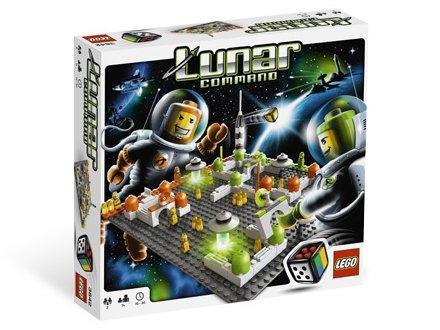 LEGO Lunar Comand
