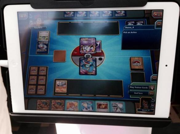 Pokemon iPad
