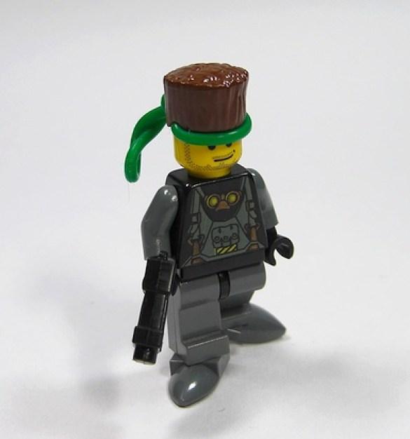 Snake Metal Gear Lego