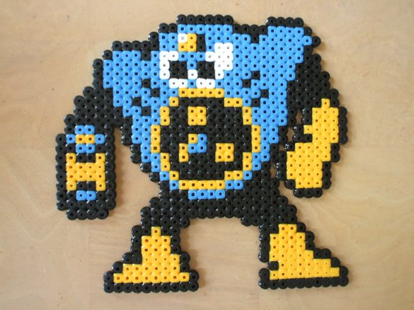 Hama Beads Airman
