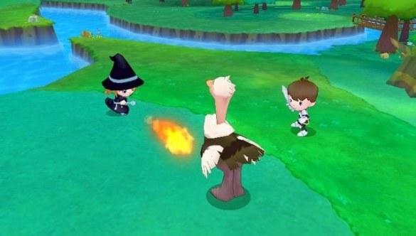 Fantasy Life Multijugador
