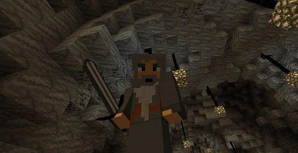 Gandalf Minecraft