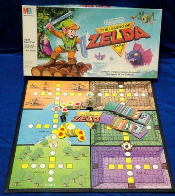 Juego de Mesa Zelda