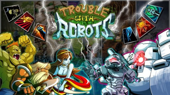 Trouble With Robots