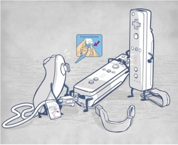 Humor Wii