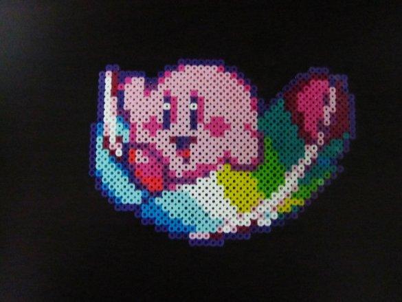 Kirby Hama Beads4