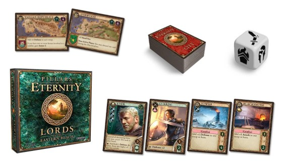 pillars of eternity juego de cartas