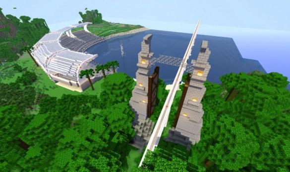 Jurassic World Minecraft 3