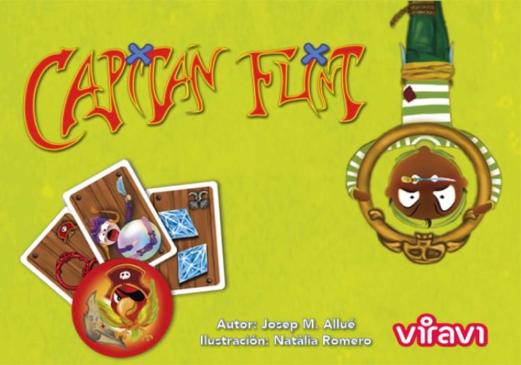 Capitan Flint juego