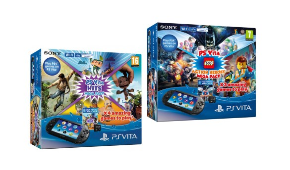 Packs PS Vita