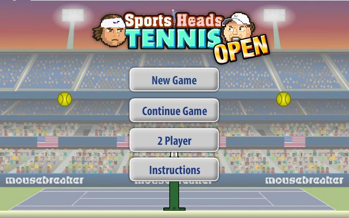 4cecd1090c68e Análisis Sports Heads  Tennis Open • Consola y Tablero