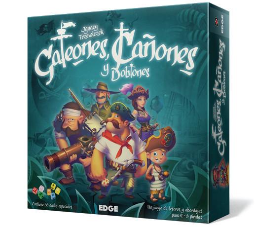 Galeones Cañones y Doblones