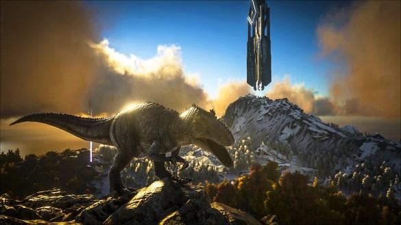 Giganotosaurus ARK Survival Evolved