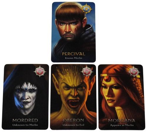 Cartas de personajes especiales. Imagen: Enders Game.