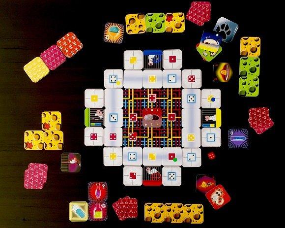 LabRat juego de mesa