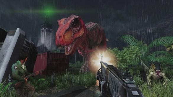Primal Carnage Extinction T-Rex