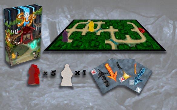 Sugi juego de mesa