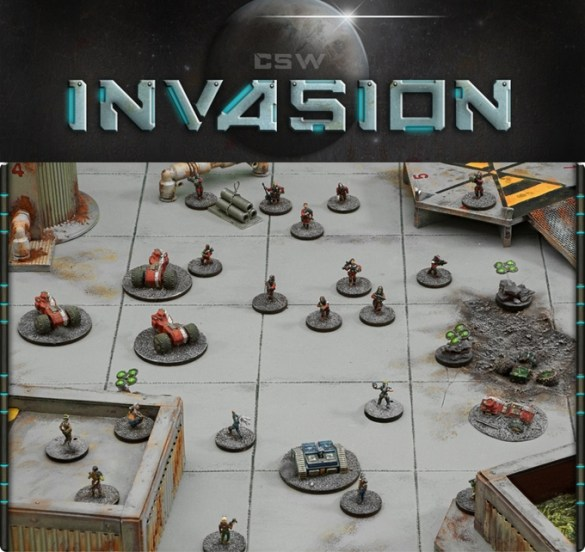 CSW Invasion juego