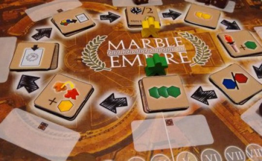 Marble Empire