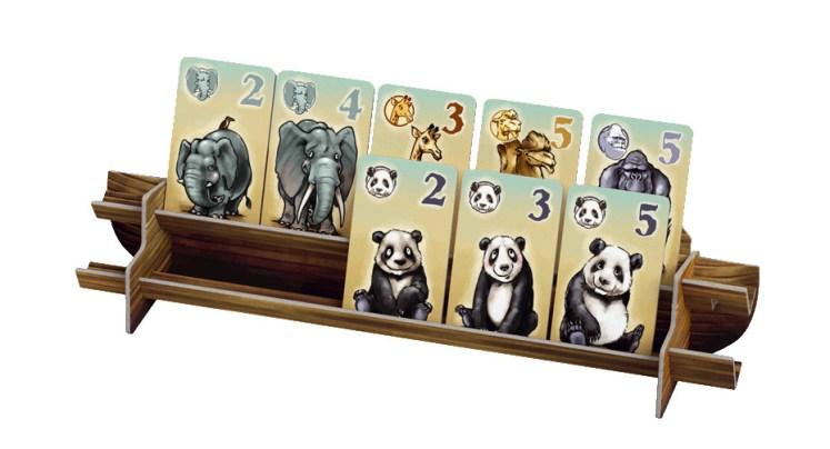 Animales a bordo juego